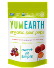 Yum Earth Organic Sour Pops