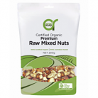 Organic Road Certified Organic Premium Raw Mixed Nuts