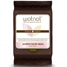 Wotnot Natural Organic Sensitive Facial Wipes