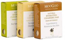 Moogoo Natural Hydrating Cleansing Bar Soap