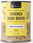 Nutra Organics Chicken Bone Broth Turmeric Flavour