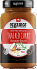 Ozganics Certified Organic Thai Red Curry Simmer Sauce