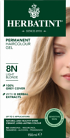 Herbatint Permanent Haircolour 8N Light Blonde