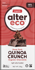 Alter Eco Deep Dark Quinoa Crunch Organic Chocolate