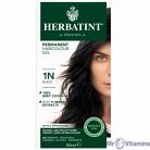 Herbatint Permanent Haircolour 1N Black