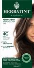 Herbatint Permanent Haircolour 4C Ash Chestnut
