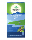 Organic India Certified Organic Tulsi Lax Tea