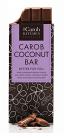 The Carob Kitchen Carob Coconut Bar