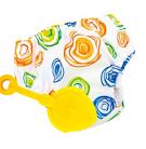 Pea Pods Swimmer Nappy - Swirl