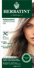 Herbatint Permanent Haircolour 7C Ash Blonde